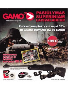 Air gun GAMO Shadow DX 4.5mm, power 24 J