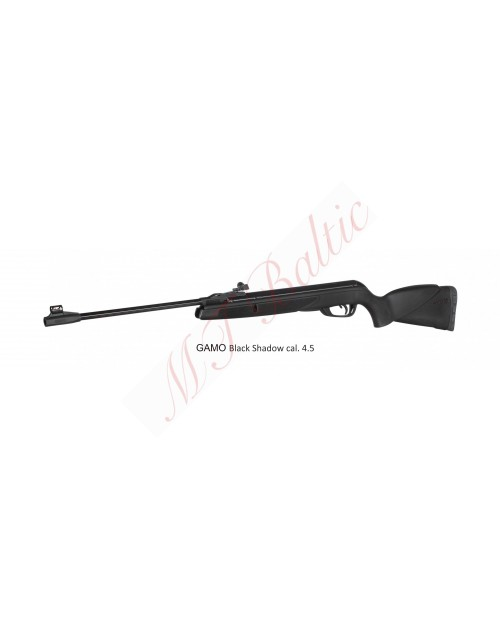 GAMO Black Shadow pneumatinis šautuvas 4.5mm, galia 7.5 J.