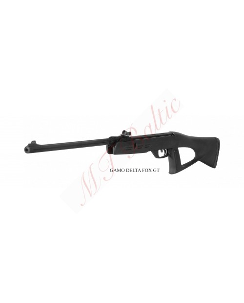 GAMO DELTA FOX GT Pneumatinis šautuvas su optika 4.5mm, galia 7,5 J.