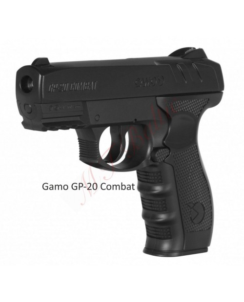 GAMO GP-20 Combat CO2 Pistoletas 4.5 mm