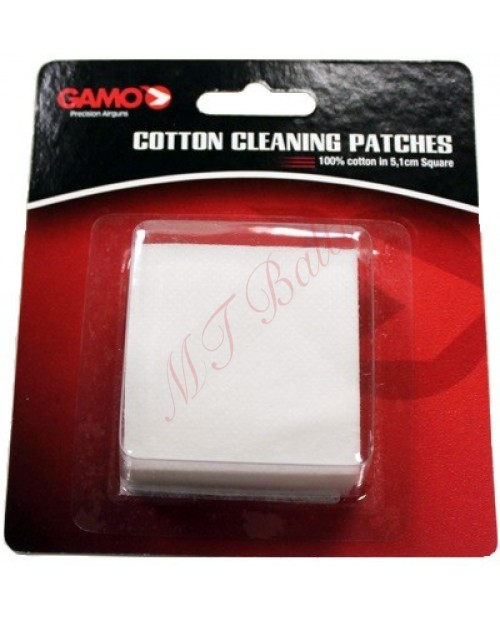 "Gamo 2"" COTTON PATCHES (100 PCS) CP"