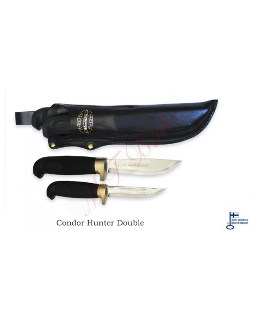 Marttiini Condor Hunter Double peiliai