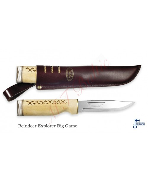 Marttiini Reindeer Explorer Big Game peilis