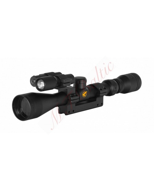 GAMO Scope 3-9x40 Vampir WR optinis taikiklis